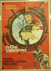 CUATRO CONFESIONES