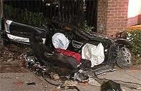 Dany heatley car crash