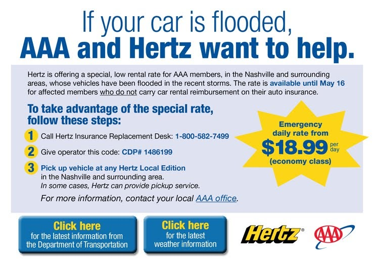 AAA Members save up to 20% off base rates at the airport and at a Hertz Local Edition® location near you, when you include your designated AAA discount code (CDP#) in your reservation.