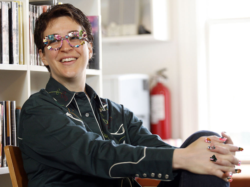 rachel maddow stanford thesis The front page of the stanford daily featured a picture of rachel maddow, a campus activist before she became a news host, locking lips with her girlfriend at a gay rights march, then a startling .