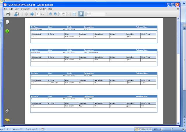 Learn Oracle XML Publisher: Customizinge Seeded Reports in Oracle ...