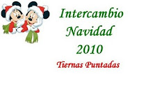 Intercambio Tiernas puntadas 2010