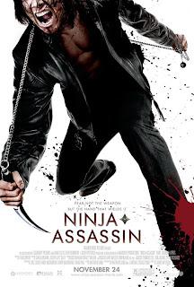 Asesino Ninja / Ninja Assassin Poster