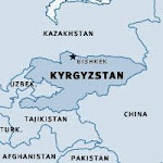 Where in the world is Kyrgyzstan?