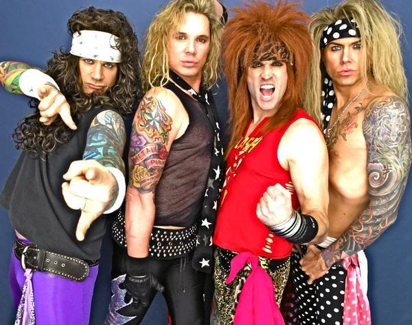 steel panther lexxi. Steel Panther