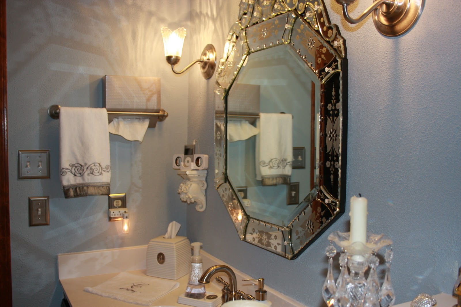 Empty Nest Gardens And Quilts Bathroom Remodel