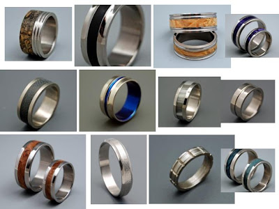Affordable Mens Wedding Bands on Fearon May Events  Something For The Guys  Unique Wedding Bands