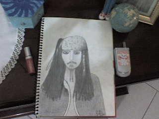 Desenho que eu fiz do Jack...