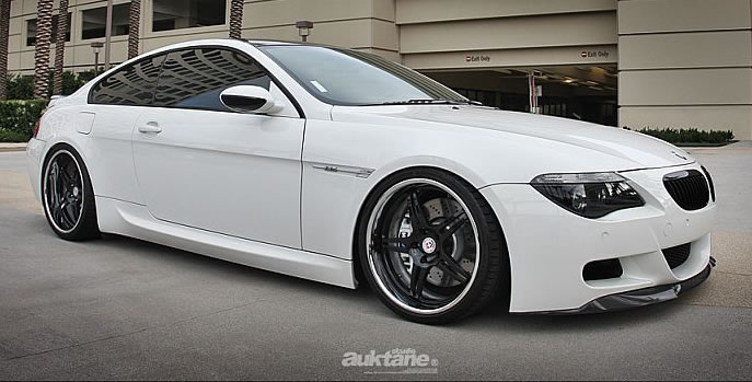 BMW Tricked Out http://www.trickedoutshowkase.com/2010/01/clean-slammed-bmw-6-series.html