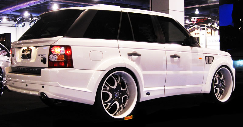 Range Rover Sport On 26 Rims
