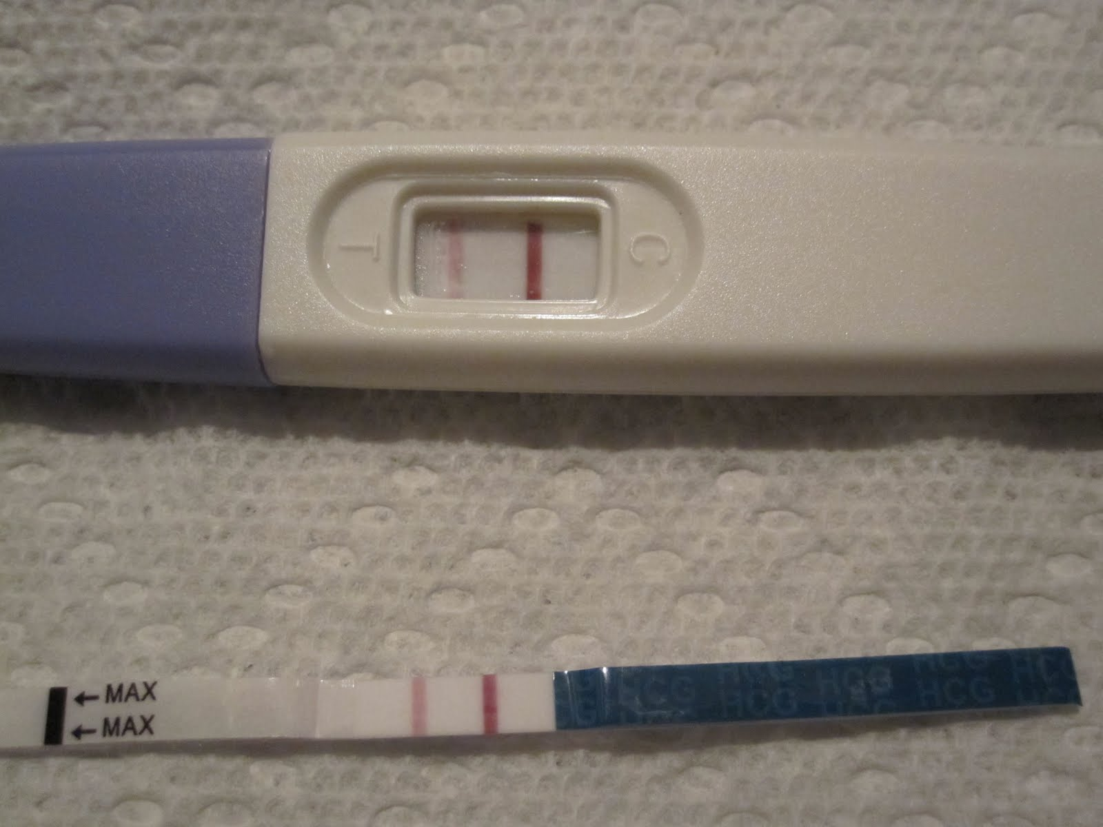 Photos of positive home pregnancy test Costa Rica - Travel, Real Estate, Relocation & Business