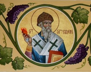 St. Spyridon for Spiritual Treatment and Care