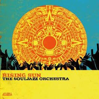 The Souljazz Orchestra :: Rising Sun