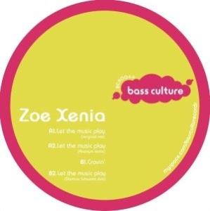 Zoe Xenia  :: Let The Music Play