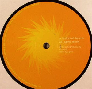 Dana Ruh :: History Of The Sun (Agnes Remix)