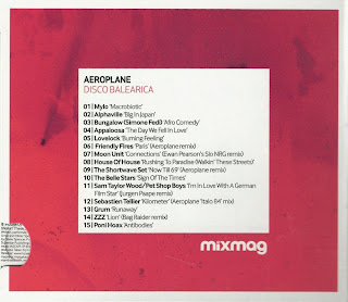 VA :: Mixmag Presents :: Disco Balearica Mixed By  Aeroplane