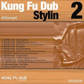 Jeff Bennett :: Kung Fu Dub Stylin Vol.2