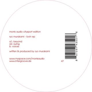 Ryo Murakami :: Lovin EP