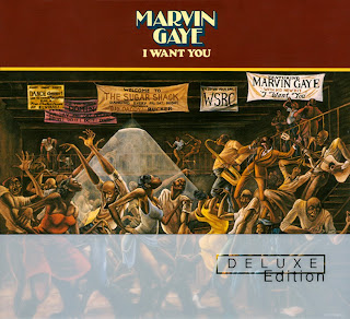 Marvin Gaye :: I Want You (Deluxe Edition)