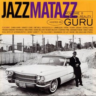 Guru's Jazzmatazz feat. Chaka Khan :: Watch What You Say