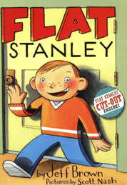 A photo of the book Flat Stanley