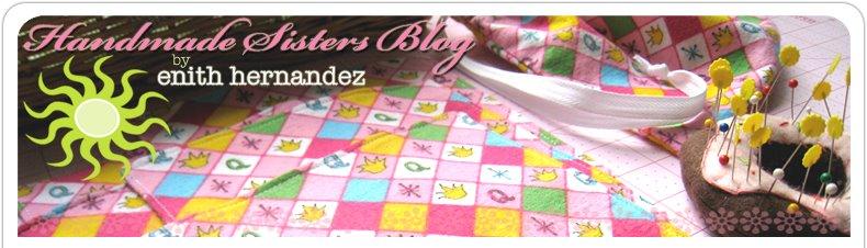 Handmade Sisters Blog