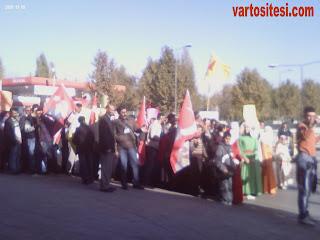 Onbinlerce Alevi Ankara Meydanlarındaydı Vartonun çığlığı Ayrıntı