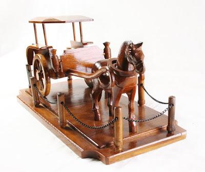Handicraft Miniature Antique Vehicle, Handicraft