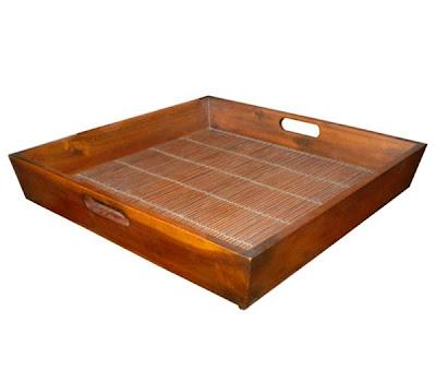 Tray Handicraft Collection, handicraft, antique basket, basket