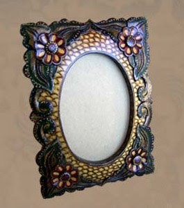 Beautiful Antique Frame of Natural Handicraft