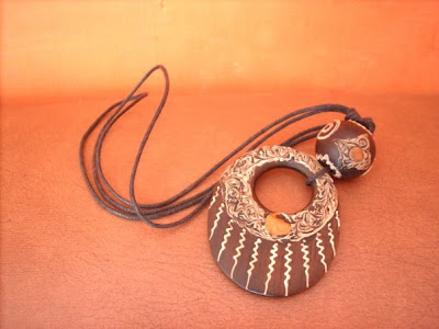 Antique Necklace Bali Handicrafts, wood handicraft, antique handicraft, handicraft design
