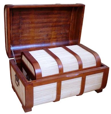 Natural Handicraft Box collection, box, wood handicraft