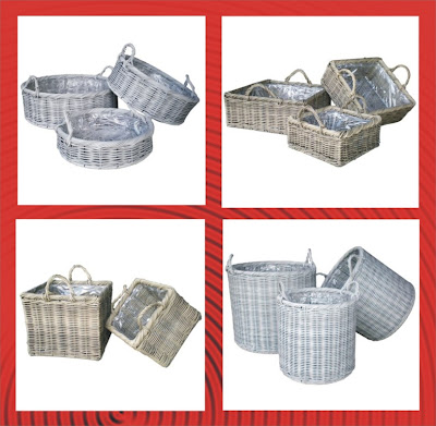 Antique white wicker basket, Basket, Antique Basket, Collection, natural handicraft, Natural Rattan
