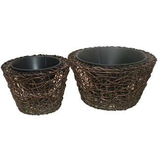 Antique Vase From Rattan, Rattan, Antique, Antique Flower Vase, Natural Handicraft, Natural Rattan, Handicraft Product