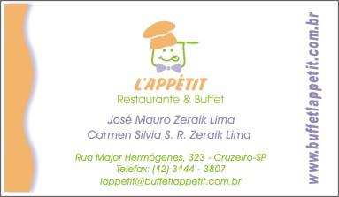 L'appétit Buffet