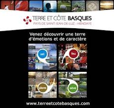 Préparez vos vacances au Pays Basque avec Terre et Côte Basques