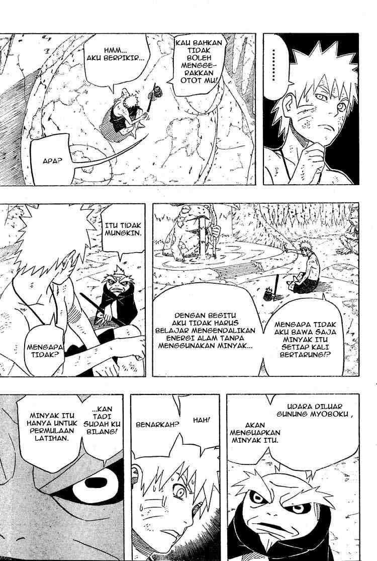 03 Naruto 417   Raikage Bergerak