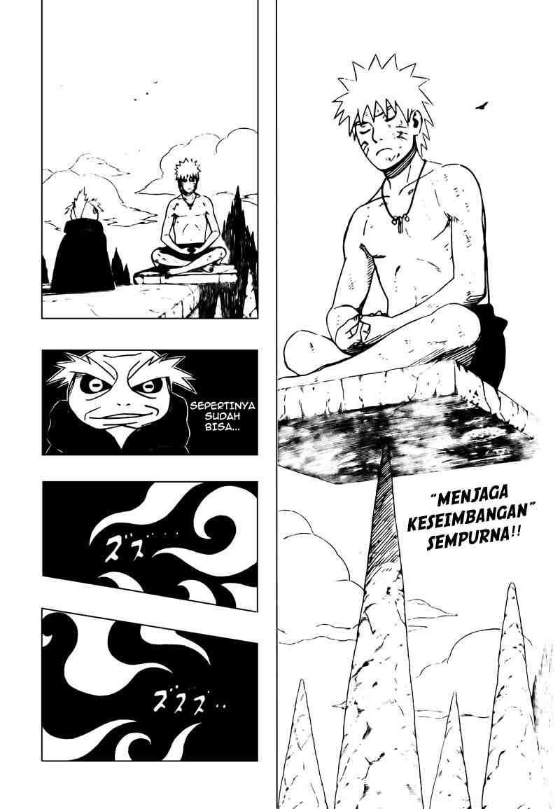 Naruto ch418 02 Naruto 418   Sage Naruto