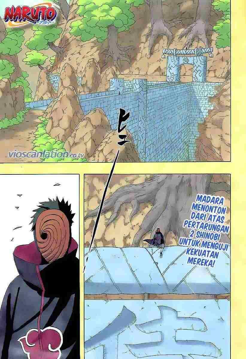 01 Naruto 476   Sasuke vs Danzou