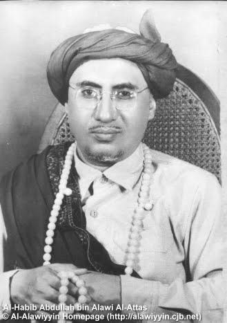 Habib Abdullah bin Alawi