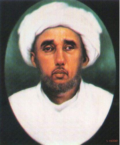 Habib Alawi Bin Muhammad Al Hadad Bogor