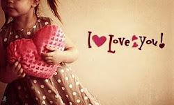 ♪♪♪ Metade de mim é amor...