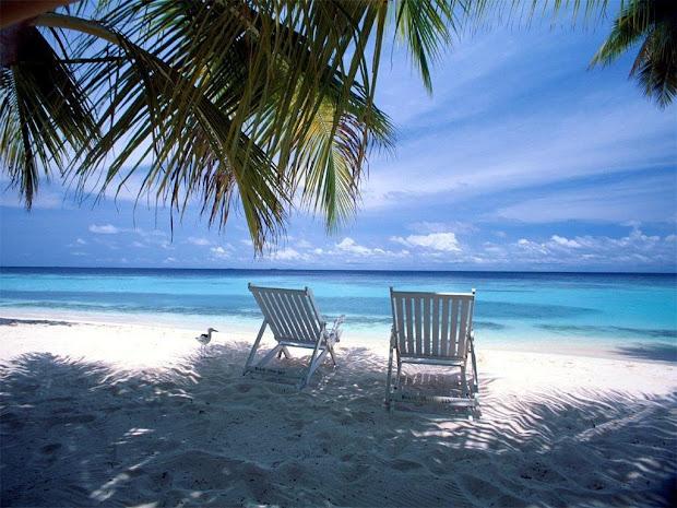 beach landscapes summer desktop