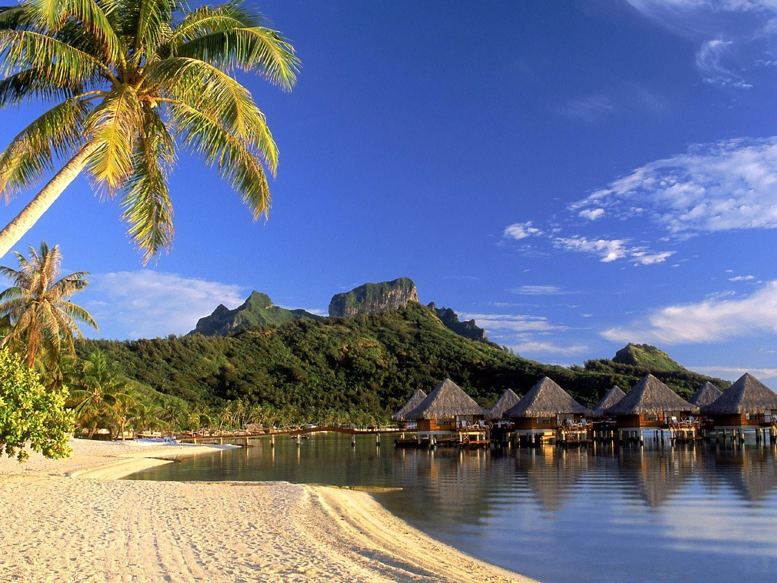 Bora Bora -Travel Wallpapers | Hd Wallpaper  Travel