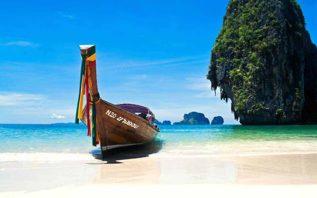 Travel And Tourism Beautiful Thailand Beaches Wallpapers