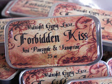 Iced Pineapple & Tangerine... Forbidden Kiss Lip Balm.