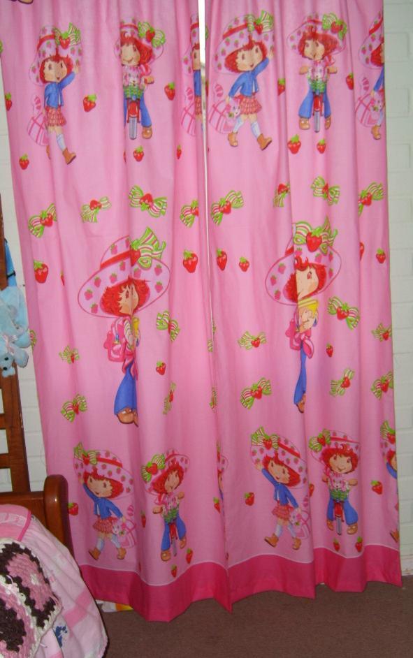 Alondra dise os cortinas infantiles - Cortinas infantiles nina ...