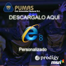 Explorer 8 Pumas:
