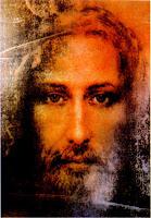 Лик Христа с плащеницы