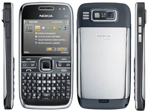 My Nokia E65 - Tips Tricks and Hacks: Try a Nokia E72 for free